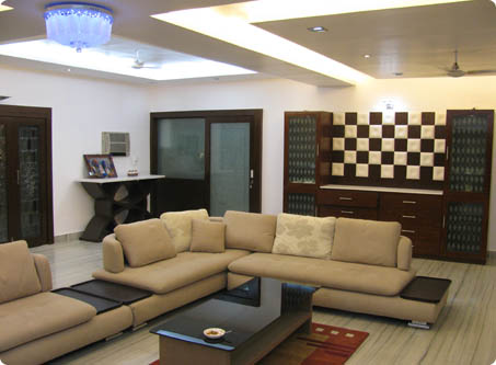 Portfolio of Interior Design by Spazioso Kolkata Living room