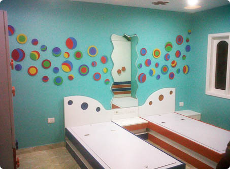 Portfolio of Interior Design by Spazioso Kolkata Kids room