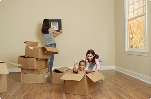 Domestic shifting and relocation
